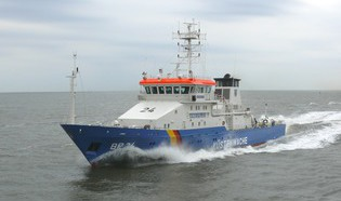 "Federal Police's resource: vessel BP 24 ""Bad Bramstedt"""